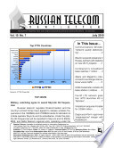 Russia Telecom Monthly Newsletter July 2010