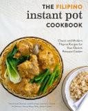 Book The Filipino Instant Pot Cookbook