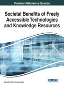 download ebook societal benefits of freely accessible technologies and knowledge resources pdf epub