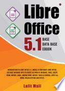 Libre office 5 1 Base Database eBook