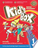 Kid s Box Level 1 Pupil s Book British English