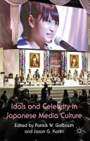 download ebook idols and celebrity in japanese media culture pdf epub