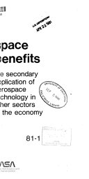Space Benefits  the Secondary Application of Aerospace Technology in Other Sectors of the Economy