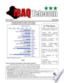 Iraq Telecom Monthly Newsletter July 2010