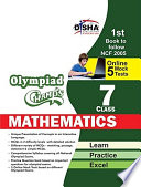 Olympiad Champs Mathematics Class 7 with 5 Mock Online Olympiad Tests 2nd Edition