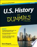 U S  History For Dummies