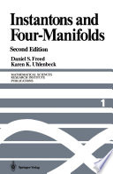 Instantons and Four Manifolds