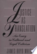 Justice as Translation