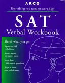 Arco SAT Verbal Workbook