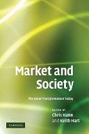 Market And Society book