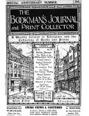 The Bookman's Journal and Print Collector