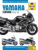 Yamaha Fjr1300 01 13