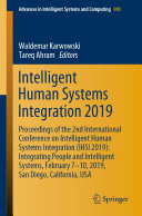 Intelligent Human Systems Integration 2019