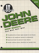 John Deere Shop Manual 2840 2940 2950