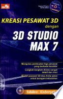 Kreasi Pesawat 3d Dengan 3d Studio Max 7