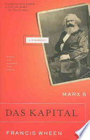 Marx s Das Kapital