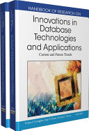Handbook Of Research On Innovations In Database Technologies And Applications book