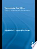 Transgender Identities