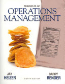 Principles of Operations Management with DVD Library