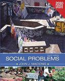 Social Problems  Census Update  Books a la Carte Edition