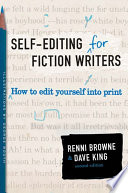 Self Editing for Fiction Writers  Second Edition
