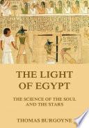 The Light Of Egypt