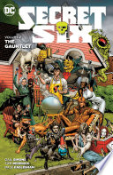 Secret Six Vol. 2: The Gauntlet : energies out of our world, leaving...