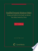 Qualified Domestic Relations Orders  Strategy and Liability for the Family Law Attorney