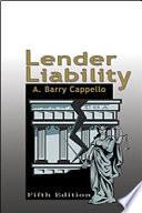 Lender Liability   Fifth Edition