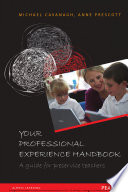 Your Professional Experience Handbook