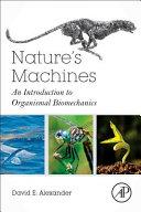 Nature S Machines book