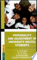Personality and Adjustment of University Hostel Students