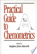 Practical Guide To Chemometrics book