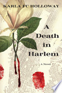 Book A Death in Harlem