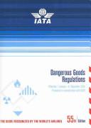 Dangerous Goods Regulations 2014