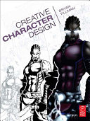 Creative Character Design And Featuring The Work Of