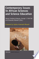 Contemporary Issues in African Sciences and Science Education