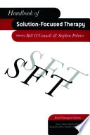 Handbook Of Solution Focused Therapy book