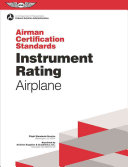 Instrument Rating Airman Certification Standards   Airplane  FAA S Acs 8  for Airplane Single  And Multi Engine Land and Sea