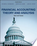 Financial Accounting Theory And Analysis Text And Cases 12th Edition