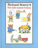 Richard Scarry S First Little Learners Treasury