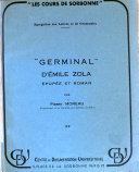 Germinal  d Emile Zola