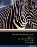 Marketing  Pearson New International Edition