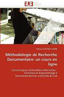 Méthodologie de Recherche Documentaire
