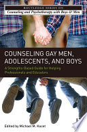 Counseling Gay Men Adolescents And Boys