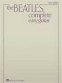 Beatles Complete Easy Guitar