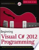 Beginning Visual C# 2012 Programming