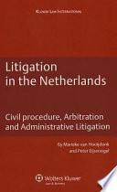 Litigation in the Netherlands