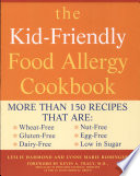 Kid Friendly Food Allergy Cookbook