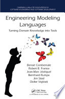 Engineering Modeling Languages